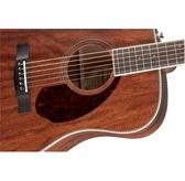 Fender Paramount PM-1 NE Natural, Rosewood Acoustic Guitar