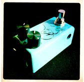 Red Witch Seven Sisters Eve Tremolo Pedal