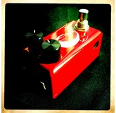 Red Witch Seven Sisters Ruby Fuzz Pedal