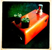 Red Witch Seven Sisters Scarlett Overdrive Pedal