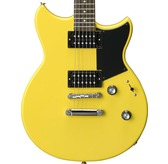 Yamaha Revstar RS320 Electric Guitar, Stock Yellow