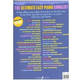 The Ultimate Easy Piano Songlist (Easy Piano)