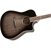 Fender T-Bucket 300CE, Moonlight Burst, Rosewood Electro Acoustic Guitar