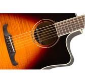 Fender T-Bucket 300CE, 3-Colour Sunburst, Rosewood Electro Acoustic Guitar