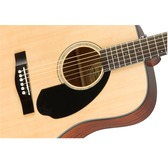 Fender CD-60S, Natural, Rosewood Acoustic Guitar