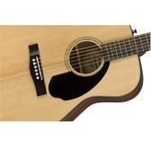 Fender CC-60S, Natural, Rosewood Acoustic Guitar