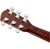 Fender CD-60SCE All-Mahogany, Natural, Rosewood Electro Acoustic Guitar