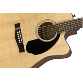 Fender CD-60SCE, Natural, Rosewood, Electro Acoustic Guitar