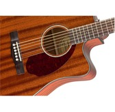 Fender CD-140SCE Mahogany, Natural, Rosewood Electro Acoustic Guitar & Hard Case