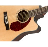 Fender CD-140SCE, Natural, Rosewood Electro Acoustic Guitar & Hard Case