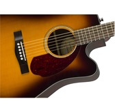 Fender CD-140SCE, Sunburst, Rosewood Electro Acoustic Guitar & Hard Case