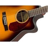 Fender CC-140SCE, Sunburst, Rosewood Electro Acoustic Guitar & Hard Case