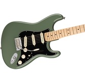 Fender American Professional Stratocaster, Antique Olive, Maple