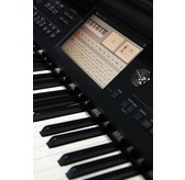 Yamaha CVP709 Digial Piano/Arranger in Satin Black Walnut