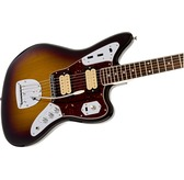 Fender Kurt Cobain Jaguar, 3-Colour Sunburst, Rosewood