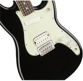 Fender Duo-Sonic HS, Black, Rosewood