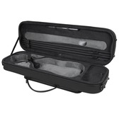 Pedi 16100 Night Stripe Oblong Violin Case