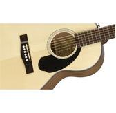 Fender CP-60S, Natural, Rosewood Acoustic Guitar