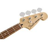 Fender Mustang Bass PJ, Sonic Blue, Pau Ferro