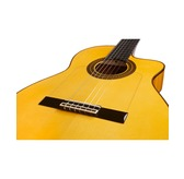 Cordoba Espana 55FCE Honey Amber Electro Classical Nylon Guitar & Case