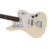 Fender Johnny Marr Jaguar, Olympic White, Rosewood B-Stock