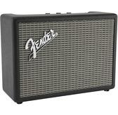 Fender Monterey Bluetooth Speaker, Black And Silver