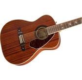 Fender Tim Armstrong Hellcat-12, Natural, Rosewood Electro Acoustic 12-String Guitar