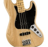 Fender American Professional Jazz Bass, Natural, Maple