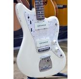 Fender Special Edition Road Worn Jazzmaster, Olympic White, Rosewood