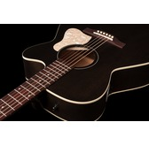 Art & Lutherie Legacy CW Electro Acoustic Guitar - Faded Black