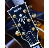 Yamaha SA2200 Semi-Acoustic Electric Guitar, Violin Sunburst