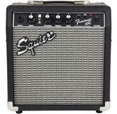 Fender Squier Strat SS (Short-Scale) Pack, Black, Rosewood