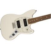 Fender Mustang 90, Olympic White, Pau Ferro