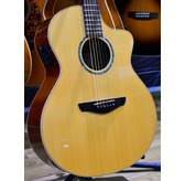 Faith Hi-Gloss Neptune Cutaway Electro Acoustic Guitar & Hard Case - B Stock