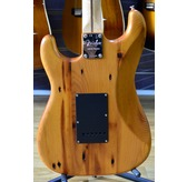 Fender American Vintage '59 Pine Stratocaster, Natural, Maple