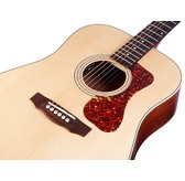 Guild Westerly D-240E Electro Acoustic Guitar, Natural - Includes Lightweight Deluxe Gig Bag