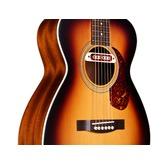 Guild Westerly M-240E Troubadour Electro Acoustic Guitar, Vintage Sunburst