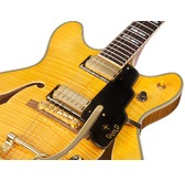 Guild Newark St. Starfire VI Electric Guitar, Blonde