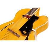 Guild Newark St. A-150 Savoy Electric Guitar, Blonde