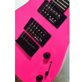 Jackson JS Series Dinky Minion JS1X, Neon Pink, Amaranth