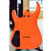 Jackson JS Series Dinky Minion JS1X, Neon Orange, Amaranth
