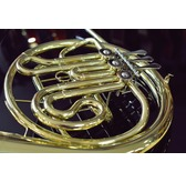 Paragon Bb Single French Horn Outfit including lightweight Hard Case