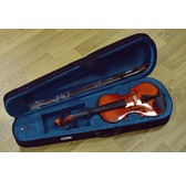Paragon Violin Outfit Including Case, bow and Rosin. Fully Set Up - 3/4
