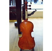 Paragon Violin Outfit Including Case, bow and Rosin. Fully Set Up - Various Sizes