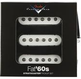 Fender Custom Shop Fat '60s Stratocaster Pickups, Set Of 3