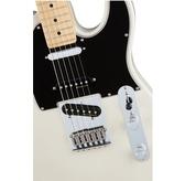 Fender Deluxe Nashville Tele, White Blonde, Maple