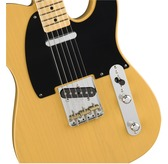 Fender American Original '50s Telecaster, Butterscotch Blonde, Maple