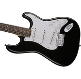 Fender Squier Bullet Stratocaster Hard Tail, Black, Laurel