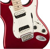 Fender Squier Contemporary Stratocaster HH, Dark Metallic Red, Maple