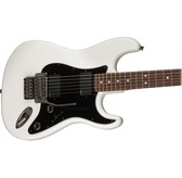 Fender Squier Contemporary Active Stratocaster HH, Olympic White, Rosewood